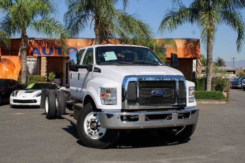 2019 Ford F-750 Super Duty for sale in Fontana, CA