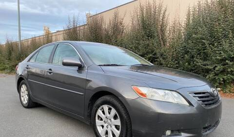 2007 Toyota Camry for sale at Auto Bike Sales in Reno NV