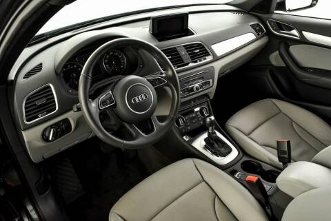 2018 Audi Q3 for sale at CU Carfinders in Norcross GA