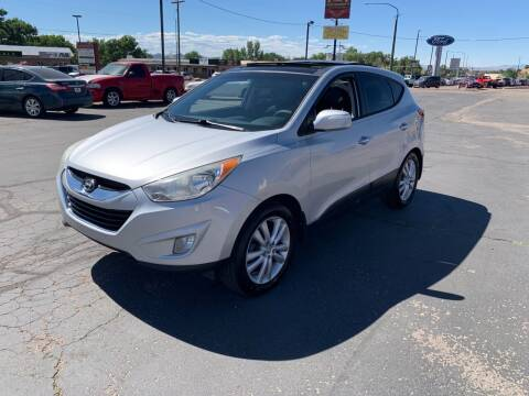 2013 Hyundai Tucson for sale at University Auto Sales in Cedar City UT