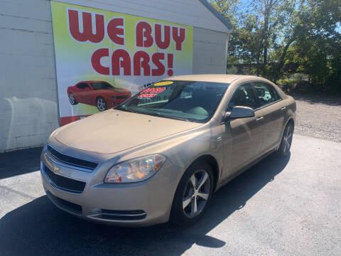 2008 Chevrolet Malibu for sale at Right Price Auto Sales in Murfreesboro TN