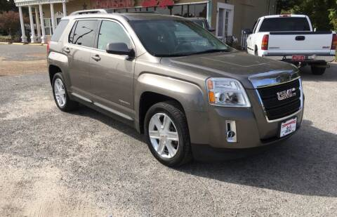 2011 GMC Terrain for sale at Townsend Auto Mart in Millington TN
