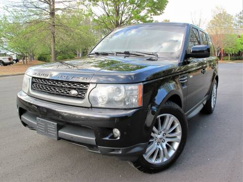 2010 Land Rover Range Rover Sport for sale at Top Rider Motorsports in Marietta GA