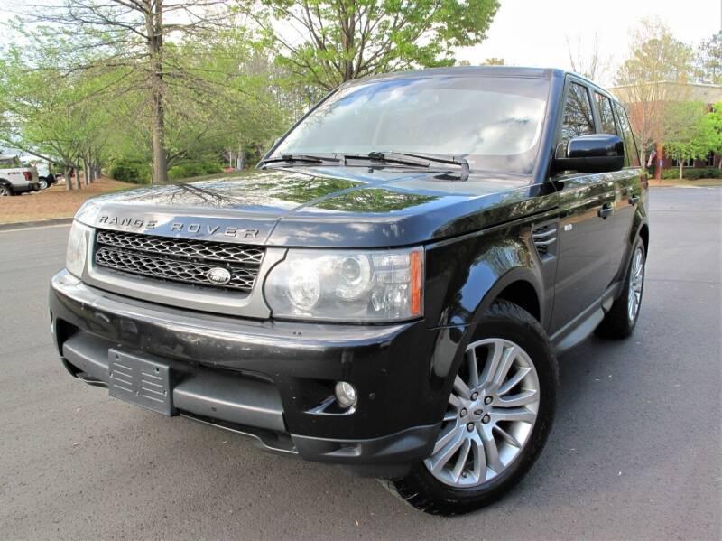 2010 Land Rover Range Rover Sport for sale at Top Rider Motorsports in Marietta GA