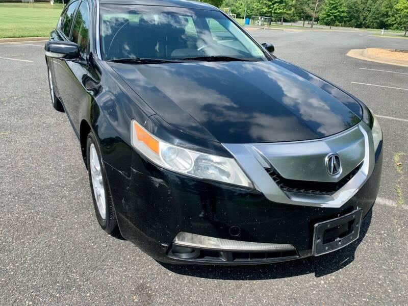 2009 Acura TL for sale in Fredericksburg, VA