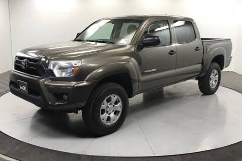2015 Toyota Tacoma for sale at Stephen Wade Pre-Owned Supercenter in Saint George UT