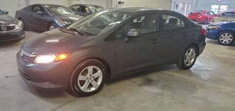 2012 Honda Civic for sale at Klika Auto Direct LLC in Olathe KS