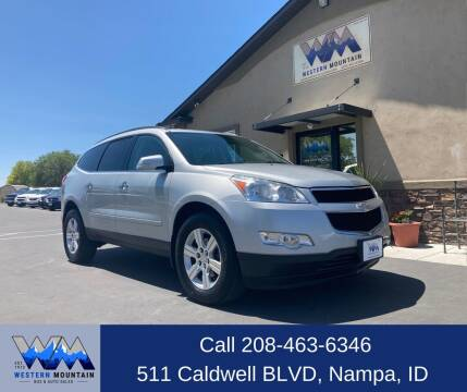 2011 Chevrolet Traverse for sale at Western Mountain Bus & Auto Sales in Nampa ID