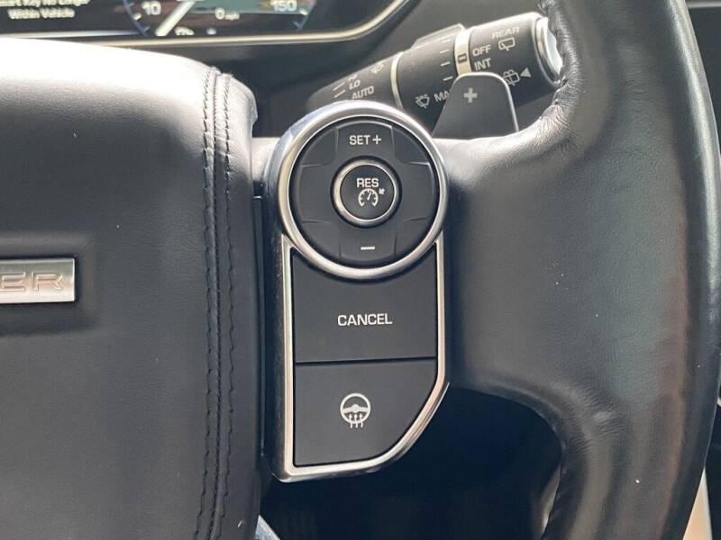 2016 Land Rover Range Rover AWD HSE 4dr SUV - Davie FL