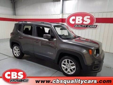 2018 Jeep Renegade for sale at CBS Quality Cars in Durham NC