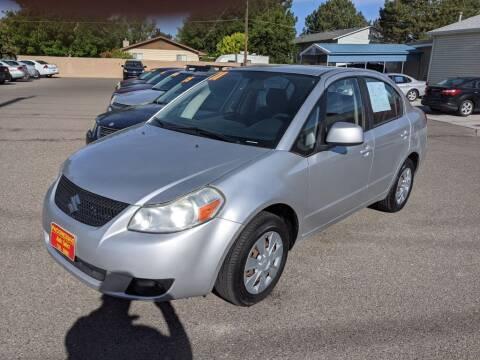2011 Suzuki SX4 for sale at Progressive Auto Sales in Twin Falls ID