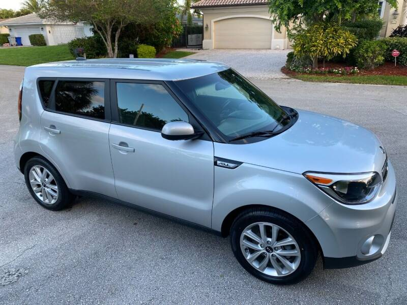 2017 Kia Soul for sale at Exceed Auto Brokers in Pompano Beach FL