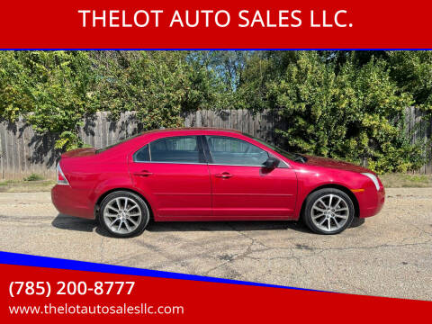 2009 Ford Fusion for sale at THELOT AUTO SALES LLC. in Lawrence KS