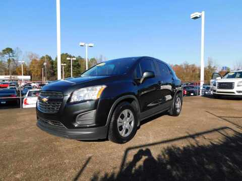 2015 Chevrolet Trax for sale at Paniagua Auto Mall in Dalton GA