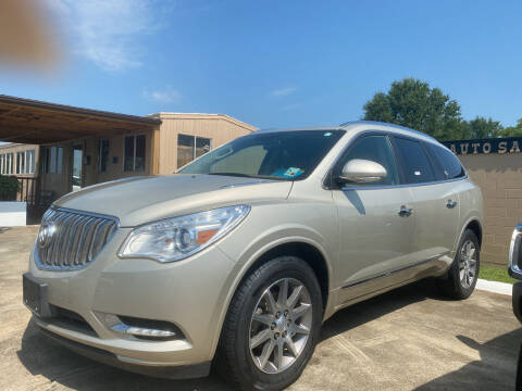 2013 Buick Enclave for sale at Bobby Lafleur Auto Sales in Lake Charles LA