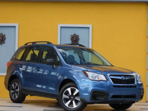 2018 Subaru Forester for sale at Paradise Motor Sports LLC in Lexington KY