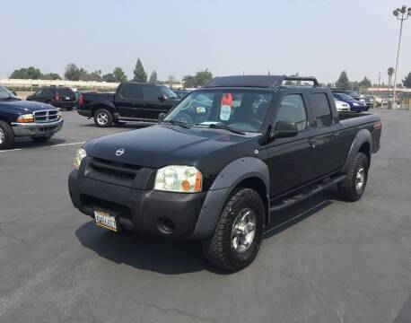 2002 Nissan Frontier for sale at My Three Sons Auto Sales in Sacramento CA