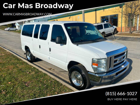2010 Ford E-Series Wagon for sale at Car Mas Broadway in Crest Hill IL