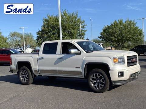 2015 GMC Sierra 1500 for sale at Sands Chevrolet in Surprise AZ