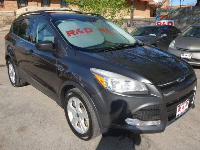 2015 Ford Escape for sale at R & D Motors in Austin TX