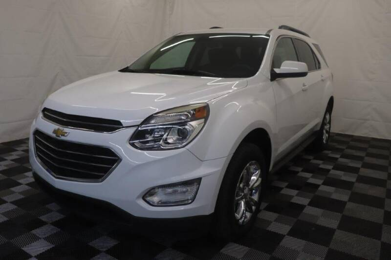 2016 Chevrolet Equinox for sale at AH Ride & Pride Auto Group in Akron OH
