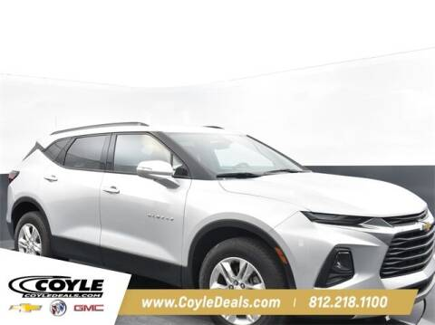 2020 Chevrolet Blazer for sale at COYLE GM - COYLE NISSAN - New Inventory in Clarksville IN