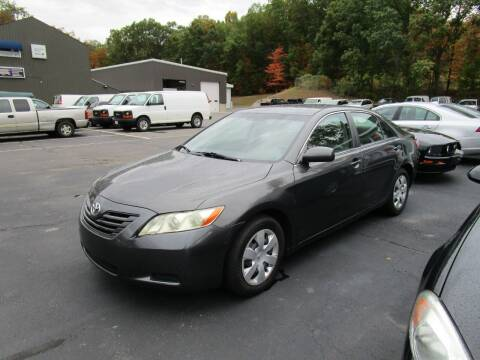 2007 Toyota Camry for sale at Route 12 Auto Sales in Leominster MA