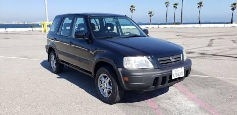 2000 Honda CR-V for sale at International Motors in San Pedro CA