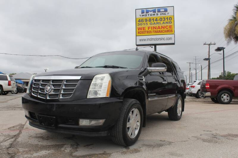 2008 Cadillac Escalade for sale at Flash Auto Sales in Garland TX