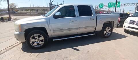 2010 Chevrolet Silverado 1500 for sale at AUTOTEX FINANCIAL in San Antonio TX