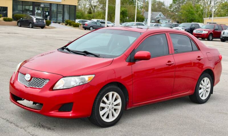 2010 Toyota Corolla for sale in Crestwood, IL