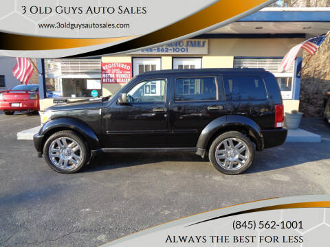 2008 Dodge Nitro for sale at 3 Old Guys Auto Sales in Newburgh NY