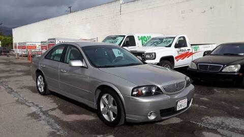 2006 Lincoln LS for sale at Goleta Motors in Goleta CA