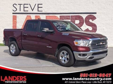 2020 RAM Ram Pickup 1500 for sale at The Car Guy powered by Landers CDJR in Little Rock AR