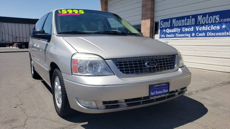 2004 Ford Freestar for sale at Sand Mountain Motors in Fallon NV