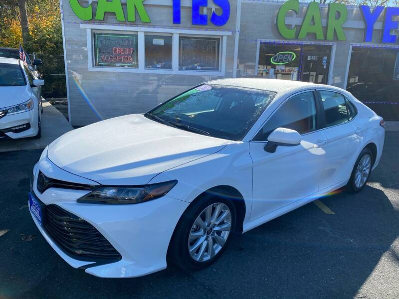 2020 Toyota Camry for sale at Car Yes Auto Sales in Baltimore MD