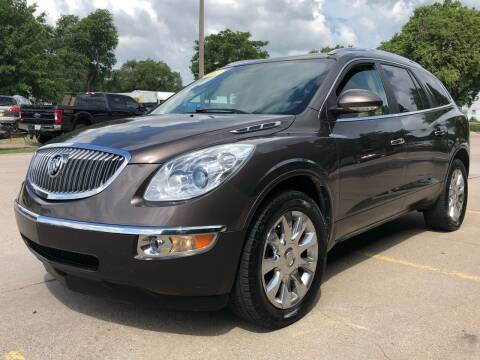 2012 Buick Enclave for sale at El Tucanazo Auto Sales in Grand Island NE