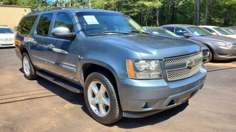 2008 Chevrolet Suburban for sale at GA Auto IMPORTS  LLC in Buford GA