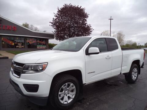 2015 Chevrolet Colorado for sale at Hawkins Motors Sales - Lot 1 in Hillside MI