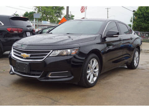 2017 Chevrolet Impala for sale at Watson Auto Group in Fort Worth TX