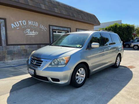 2008 Honda Odyssey for sale at Auto Hub, Inc. in Anaheim CA