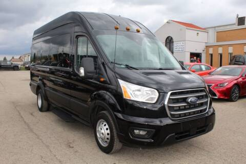 2020 Ford Transit Passenger for sale at SHAFER AUTO GROUP in Columbus OH