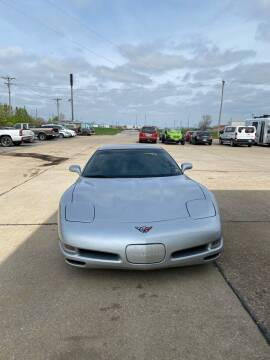 1997 Chevrolet Corvette for sale at MJ'S Sales in Foristell MO