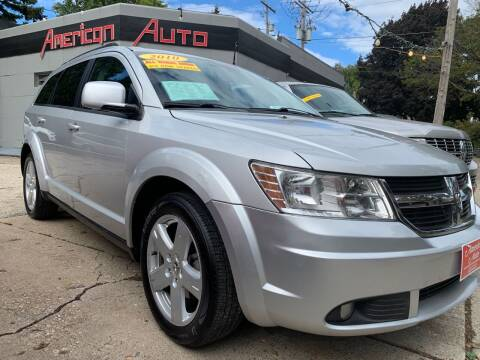 2010 Dodge Journey for sale at AMERICAN AUTO in Milwaukee WI