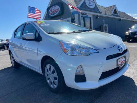 2014 Toyota Prius c for sale at Cape Cod Carz in Hyannis MA