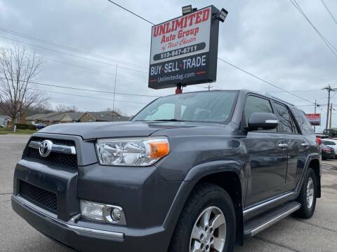 2013 Toyota 4Runner for sale at Unlimited Auto Group in West Chester OH