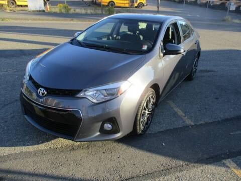 2015 Toyota Corolla for sale at SNS AUTO SALES in Seattle WA