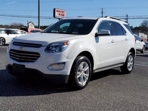 2017 Chevrolet Equinox for sale at Gentry & Ware Motor Co. in Opelika AL