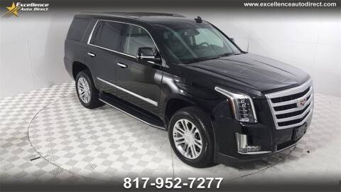 2017 Cadillac Escalade for sale at Excellence Auto Direct in Euless TX