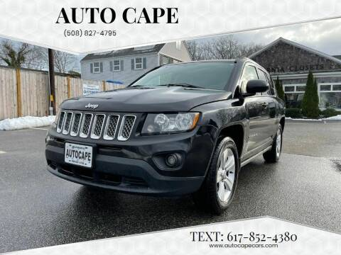 2014 Jeep Compass for sale at Auto Cape in Hyannis MA
